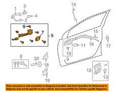 TOYOTA OEM 09-13 Corolla Front Door-Handle Base Right 6920102120