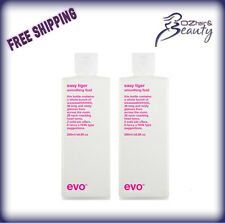 evo Easy Tiger Straightening Balm Duo Pack 200mL