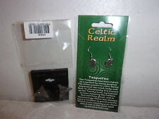 Realm Triquetra Earrings 2 Pair Celtic