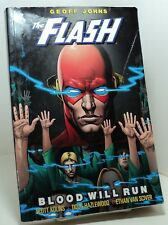 The Flash - Blood Will Run - Reprints Flash 170-176 and more