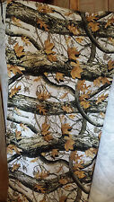 "Gods Country Avalanche Winter White Camo 60"" SOFT Light Weight CAMOUFLAGE FABRIC"