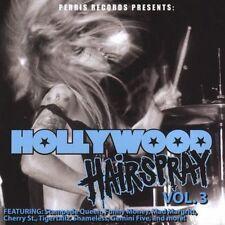 Various Artists - Hollywood Hairspray 3 / Various [New CD]