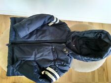 Sergent Major (from EU)  Toddler Boys 3T dark  blue  WITER JACKET with hood