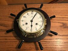 Antique Schatz Royal Marine German Clock
