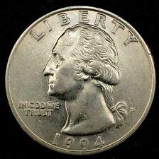 1994-P 25C Washington Quarter BU 20wc1213 70 Cents Shipping
