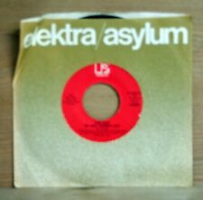 1978 Elektra Records THE CARS single BEST FRIEND'S GIRL very clean 45 rpm VG
