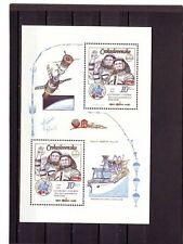 CZECHOSLOVAKIA - SGMS2673 MNH 1983 5th ANNIV CZECHOSLOVAKIA-SOVIET SPACE FLIGHT