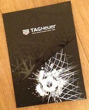 Brochure 2016 Mufc Ronaldo Ranieri New Tag Heuer Football Watch Catalogue /