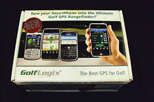 GPS GolfLogix Smartphone  iPhone Blackberry Gift Set Vintage Electronics