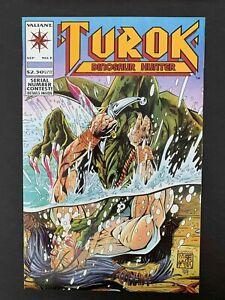 TUROK  DINOSAUR HUNTER #3  VALIANT/ACCLAIM COMICS 1993 NM+