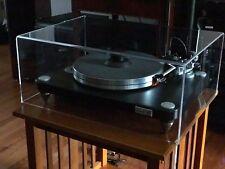"VPI Scout J-N-B Audio ""Pro Series"" Plattenspieler Staubschutz-Tisch Set TOP -"