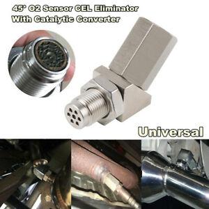 O2 Sauerstoffsensor Spacer Lambdasonden Katalysator Fix Adapter Extender M18X1.5