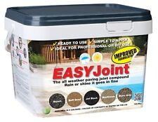 EASYJoint Basalt 12.5 Kg *20 tubs* paving jointing compound grout Azpects