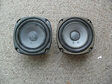 ORIGINAL BOSE 901 5 inch DRIVER PAIR also used in AVID and many other speakers