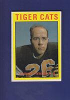 Garney Henley 1972 O-PEE-CHEE CFL Football #3 (EXMT+) Hamilton Tiger-Cats