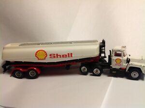 CORGI Major MACK 1152 truck trailer tanker non-stock Code 3 SHELL OIL decals
