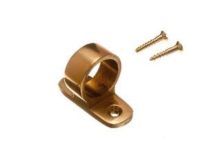 8 Of Sash Window Lift Ring Type Sash Pull Handle Solid Brass + Screws