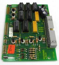 NOS SSL 622057E1 Bargraph Meter Logic PCB For SSL Consoles / Mixers. SZ