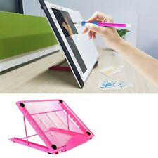USLINSKY Diamond Painting Accessories A4 Holder Stand for Holding Light Pad, ...