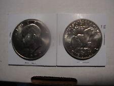 1972 Eisenhower P Dollar - BU
