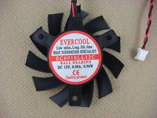 55mm VGA Video Card Fan ATI  nVIDIA GeForce 36mm EC6010LL12C 089