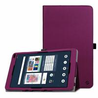 For Barnes & Noble Nook 10.1'' BNTV650 Tablet Case Folio Stand Cover Sleep/Wake