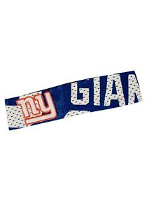 New York Giants NFL FanBand Hair Wear - New with Tags