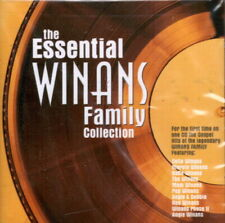 WINANS FAMILY * Essential Family Collection *  New CD * 14 Original Songs