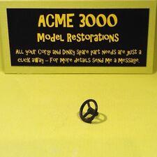 Corgi 801 Noddy NODDY'S CAR reproduction repro plastique noir volant