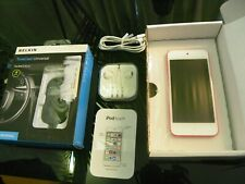 Apple iPod touch 6th Generation ( 128Gb ) Pink NewOther Bundle AppleWarranty