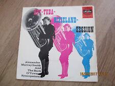 Vinyl7 Alexander Murray Smith Hot-Tuba Dixieland-Session German Press EP 60er gu