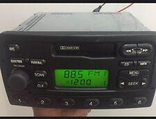 OEM 2000 2001 2002 FORD FOCUS RADIO STEREO Cassette Tape OEM STEREO
