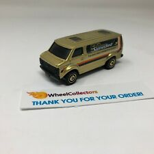 Chevy Van * Gold 50th Superfast * Matchbox LOOSE * F540