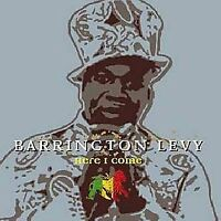 Barrington Levy - Here I Come [CD]