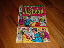 JUGHEAD #296 1980 Vintage Comic Book Mr. Lodge Betty & Veronica Archie Lil Jinx