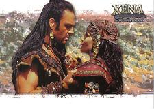 Xena Warrior Princess Dangerous Liasions Promo Card Int