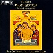J.S. BACH - Bach: St. John Passion / Suzuki, Bach Collegium Japan, et al - CD