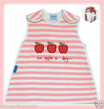 *BRAND NEW* GROBAG 0-6 MONTHS 'APPLE A DAY' 0.5TOG GENIUNE GIRLS PINK & GORGEOUS
