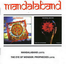 Mandalaband - Mandalaband + The Eye of Wendor: Prophecies 2CD