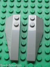Ailes LEGO Star Wars MdStone wings ref 41747 & 41748 / 7669 7668 10191 6209 7676