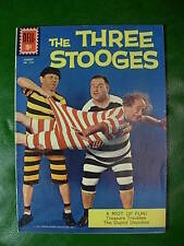 THREE STOOGES Four Color 1187 #5 Fine Photo