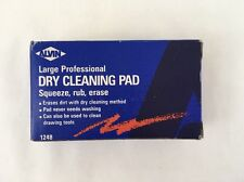 Alvin Dry Cleaning Pad Drafting Tool Aids Architect Engineer Design Clean 1248