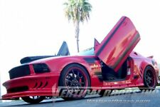 Ford Mustang 05-09 Lambo Style Vertical Doors VDI Bolt On Hinge Kit