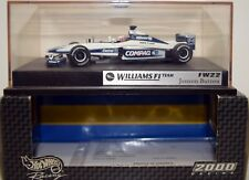 Hot Wheels 1:43 26747 BMW Williams F1 FW 22, Jenson Button  , Die Cast