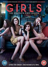 Girls - The Complete First Season [DVD] [2012] [2013] NEW & SEALED UK