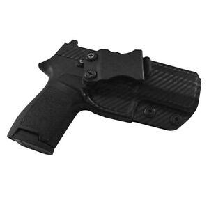 Black Scorpion Kydex IWB Gun Holster For SIG SAUER P320 COMPACT