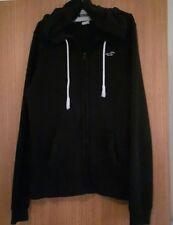 Mens Hollister Zipped Hoodie Fleece Sweatshirt Jacket Size S