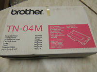 Original Brother TN-04M Toner Magenta für HL-2700/MFC-9420 Series