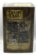 Terrain Crate MGTC104 Dungeon Depths (73 Pieces) Mantic Games Fantasy Scenery