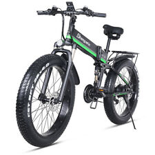 Shengmilo-MX01 1000W 48V 26inch Electric Bicycle, Folding Mountain Bike
